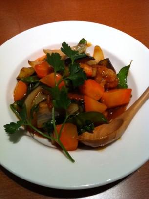 無農薬 減農薬野菜のレストラン