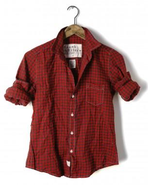 フランク&アイリーンの可愛いギンガムシャツ!