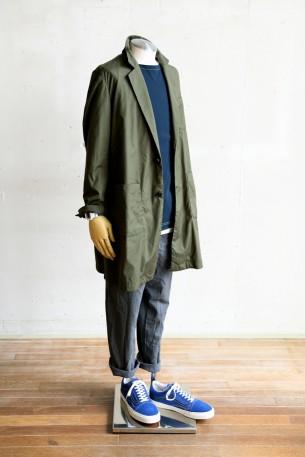 春のコートスタイルの提案