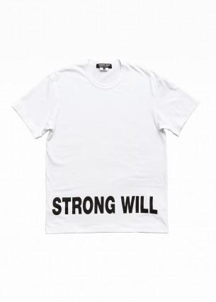 STRONG WILL T-SHIRT