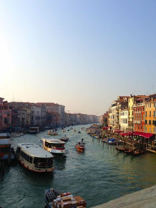 イタリアにて...