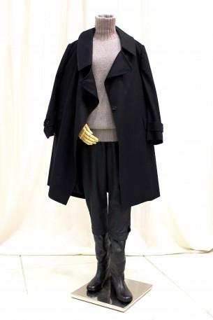 冬の女性スタイルの提案