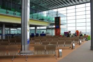 Charles de Gaulle Airport Terminal-2F
