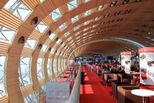 L'aéroport de Paris-Charles-de-Gaulle