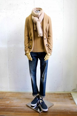 冬の男性スタイルの提案