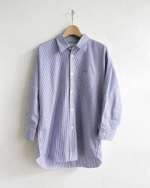 サンリミットのキモノ袖シャツ