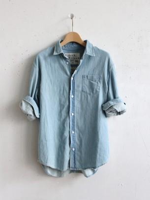 70年代のデニムシャツ