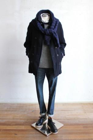 冬のコートスタイルのご提案