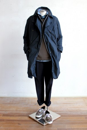冬のコートスタイルのご提案 その2