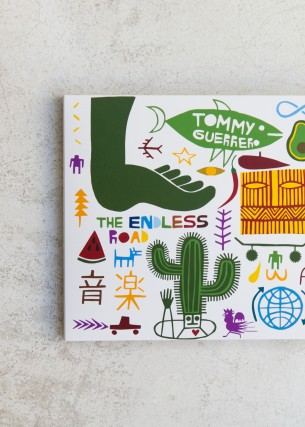 トミーゲレロの新譜です