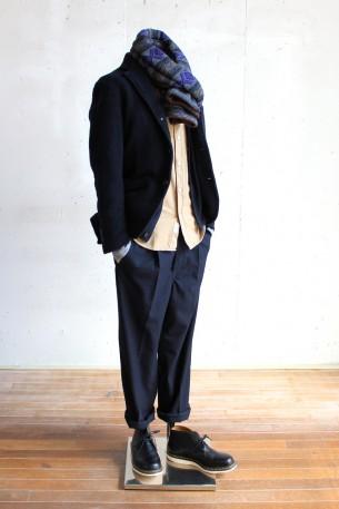 冬のジャケットスタイルのご提案