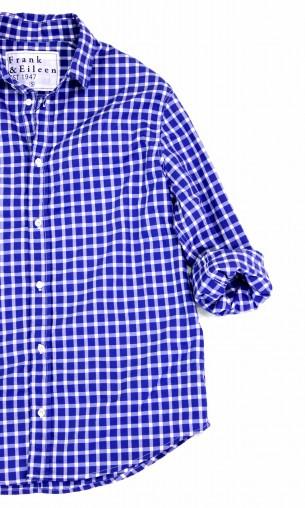 これからのチェックシャツ