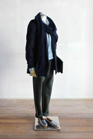 冬のジャケットスタイルのご提案です