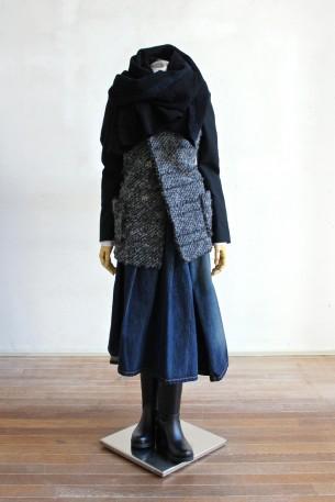 冬のお気に入りジャケットスタイル