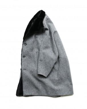 ジュンヤワタナベのウールコート