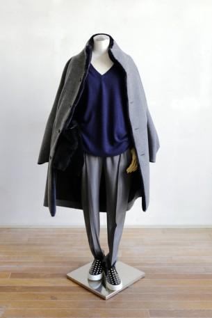 女性の秋冬スタイルのご提案