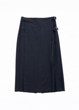 素敵なプリーツスカート