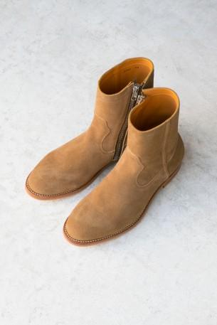 UNUSEDの定番ブーツ