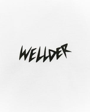 ウェルダーのロゴTシャツ