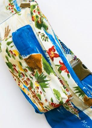 ワッコワッコのウェストバッグ