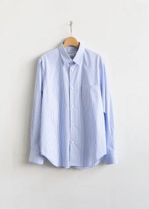 ジュンヤワタナベのストライプシャツ