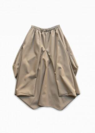 シーオールのアシンメトリースカート