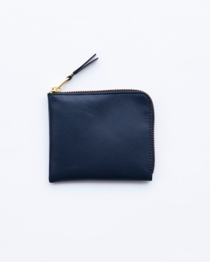 Navy Color Wallet