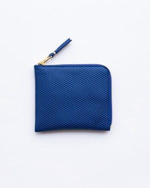 Blue Color Wallet