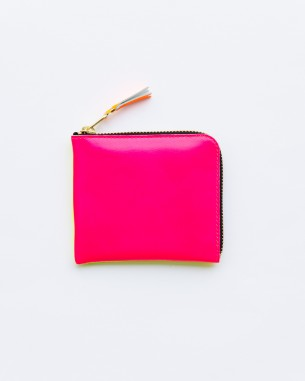 Neon Color Wallet
